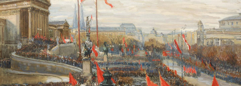 ÖGV Neuigkeiten: ÖGV vor 100 Jahren