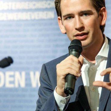 Unsere Unternehmer im Dialog mit Sebastian Kurz