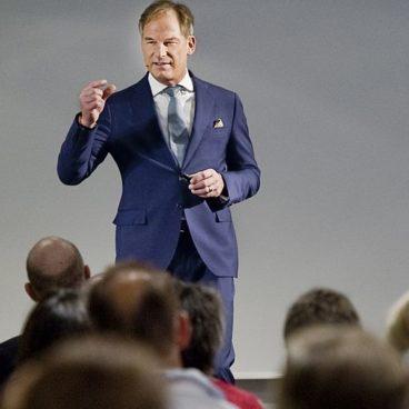 Unternehmerlounge 02/2018 mit Gunhard Keil