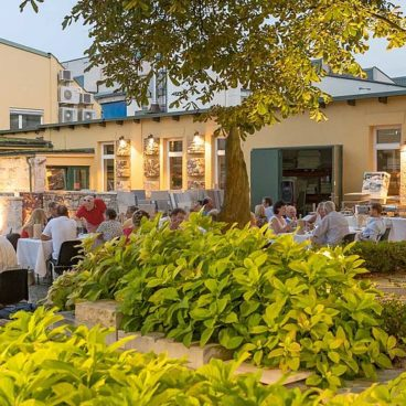 Gewerbeverein bei Schubert Stone zu Gast