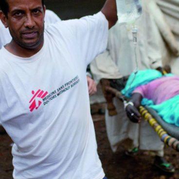 Ärzte ohne Grenzen – ausschlaggebend ist der Bedarf