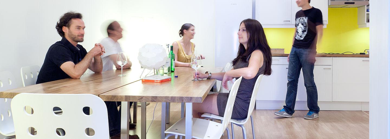 Coworking: Die Arbeitsplatzwahl mit Community