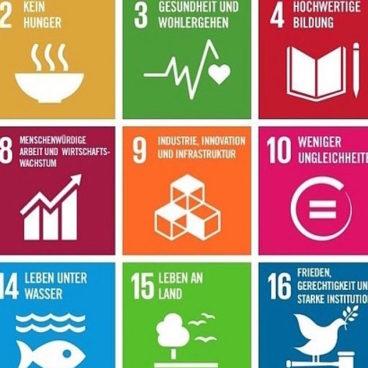 Die SDGs – eine Zukunftsvision