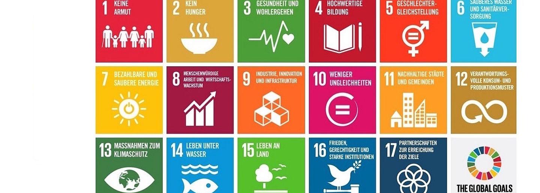 ÖGV Neuigkeiten: Die SDGs – eine Zukunftsvision