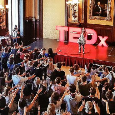 TEDxVienna Adventures im Gewerbeverein