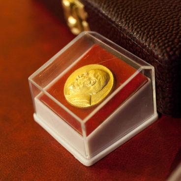 Die Verleihung der Exner Medaille 2017 an Fabiola Gianotti und Chad A. Mirkin