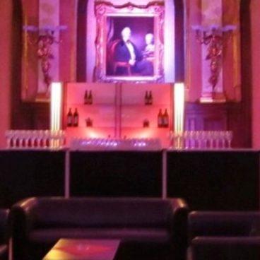 Serendipty Lounge mit Otto Hirsch