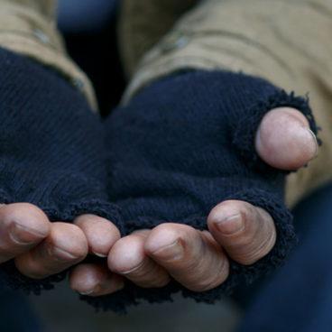 Obdachlos: Wenn man plötzlich kein zu Hause mehr hat