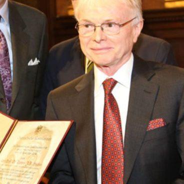 Wilhelm Exner Medaille 2014 an US-Spitzenforscher Thomas Hughes
