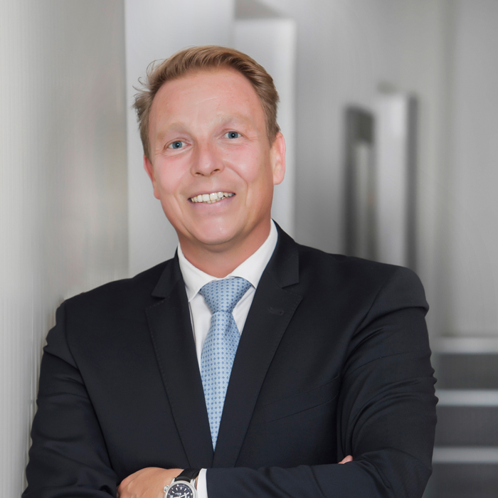Georg Greutter, MBA