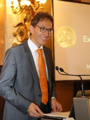 Wilhelm Exner Medaille 2016 | ÖGV