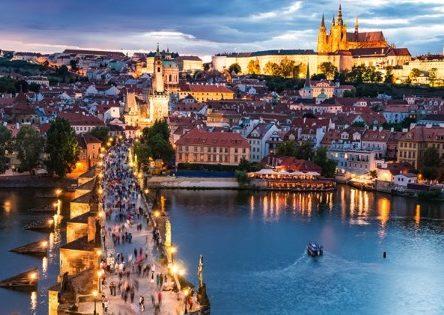 Update Tschechien