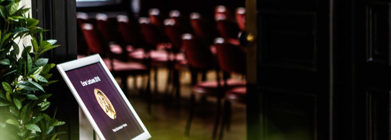 ÖGV Veranstaltungen: Exner Lectures 2019: Joseph DeSimone