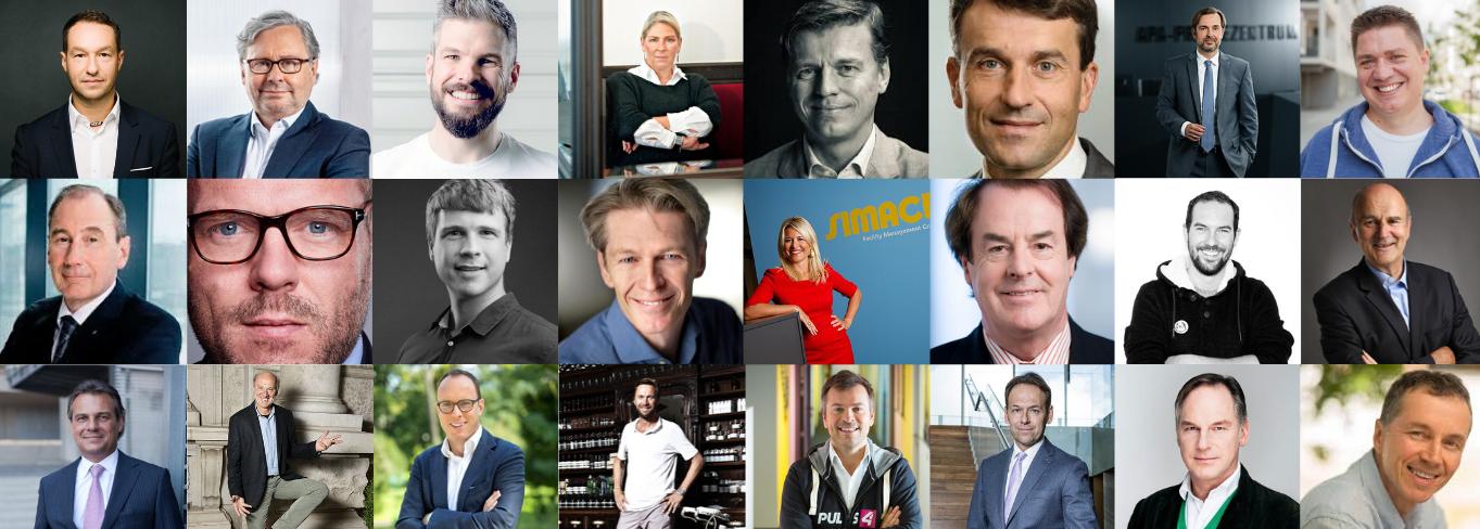 ÖGV Nachrichten: Format: Unternehmer Lounge