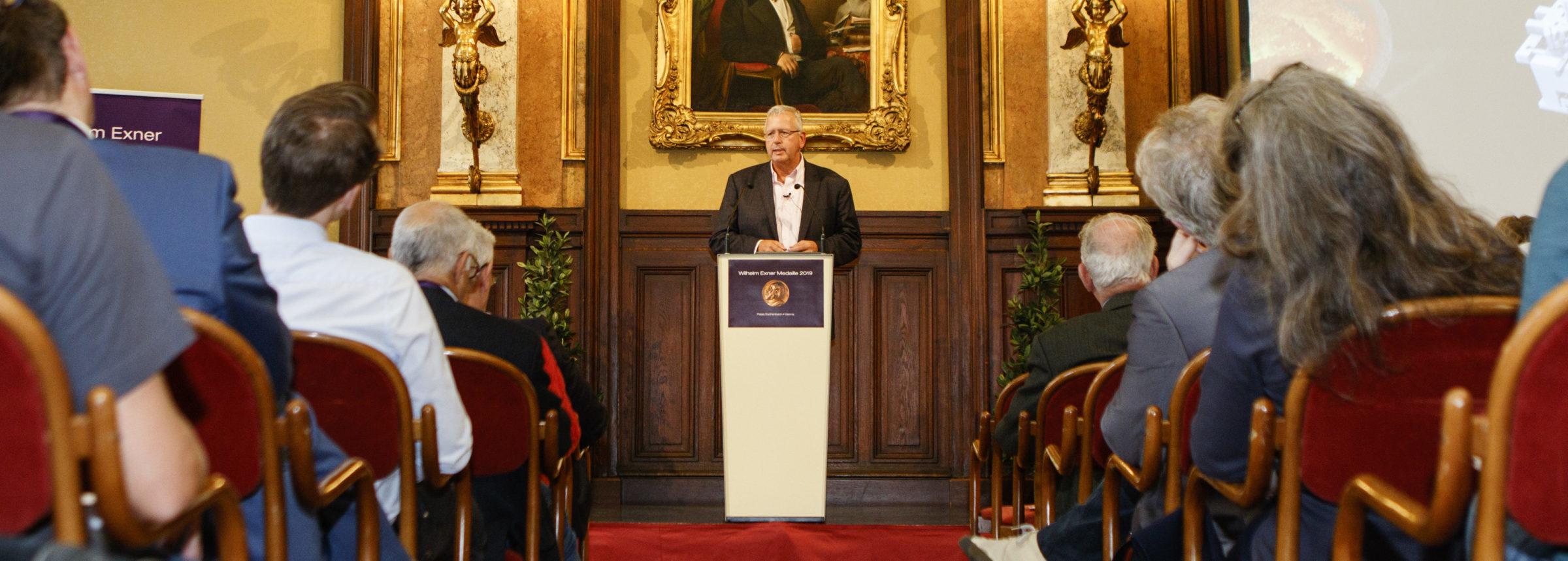 ÖGV Nachrichten: Wilhelm Exner Lectures & Gala 2019