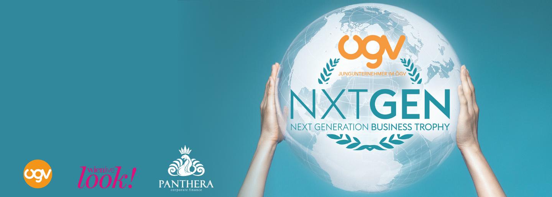 ÖGV Veranstaltungen Jungunternehmer: NEXT Generation Business Trophy Verleihung