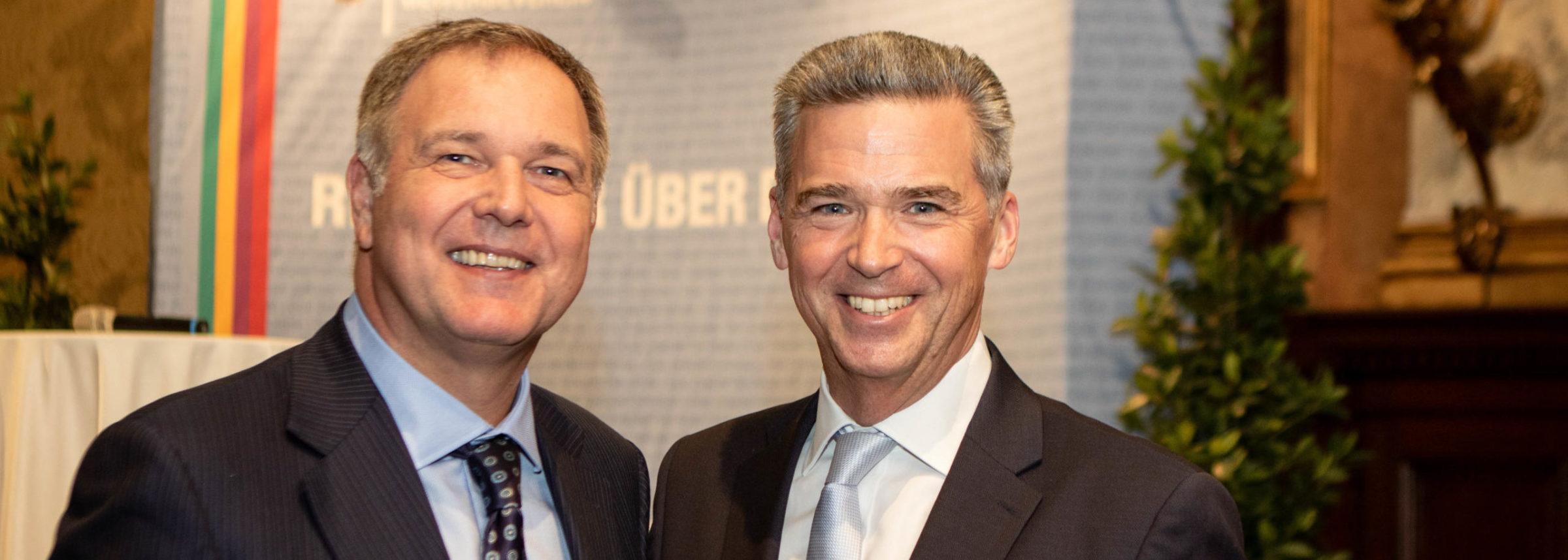 ÖGV Rückblicke: Reden wir über die Zukunft mit Walter Ruck