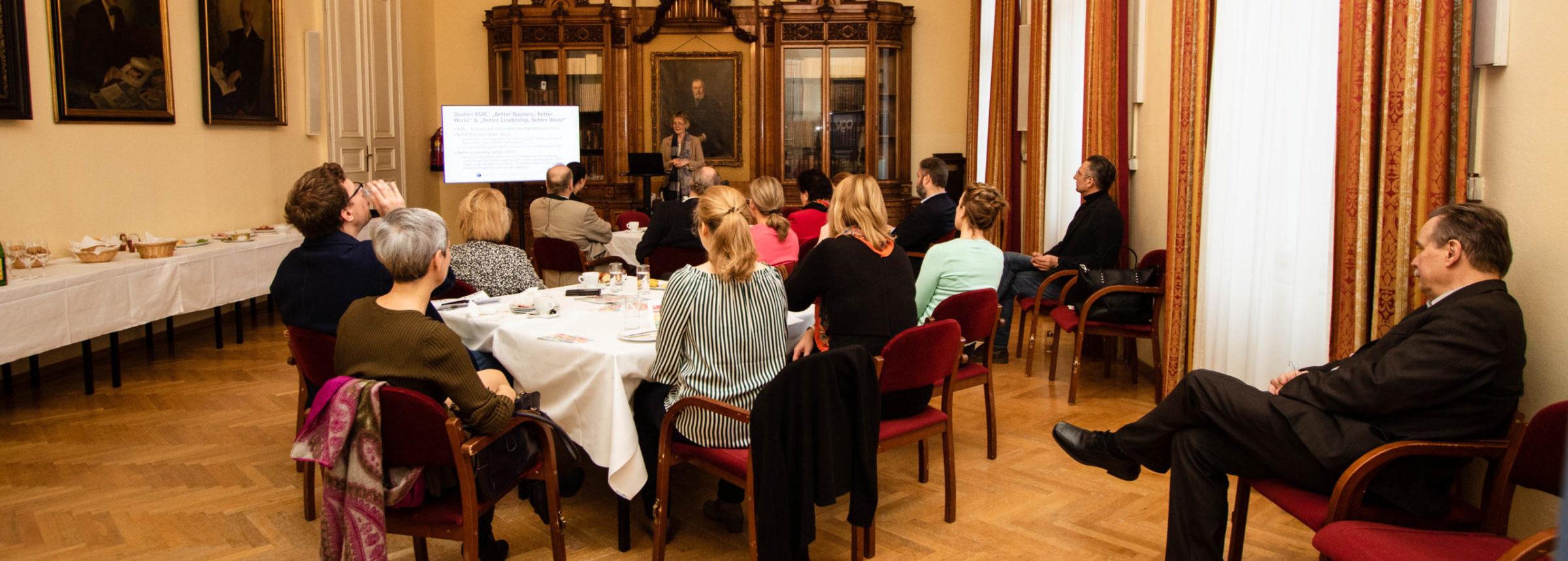 ÖGV Rückblicke: Das Zusammenspiel von Ökologie und Ökonomie bietet neue unternehmerische Chancen