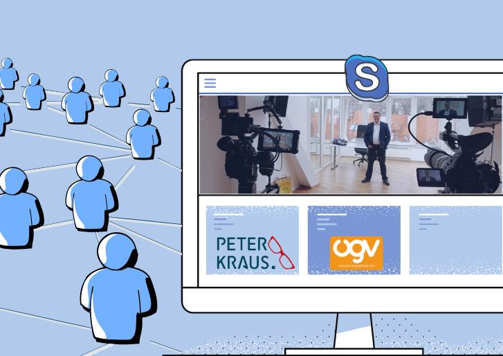 Webinar mit Experten am Podium – JÖGV & BNetwork