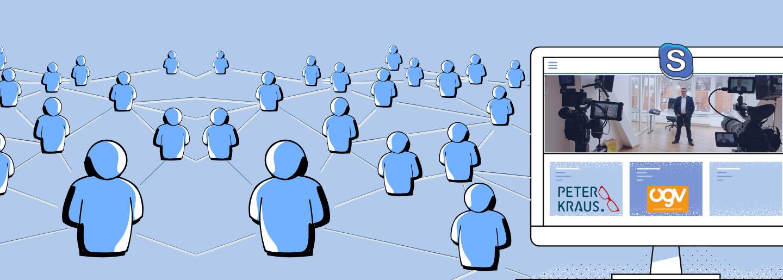 ÖGV Veranstaltungen Jungunternehmer: BNetwork & JÖGV virtual Networking