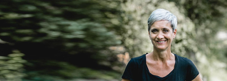 ÖGV Veranstaltungen: virtueller early bird Forum Frau im ÖGV mit Verena Florian
