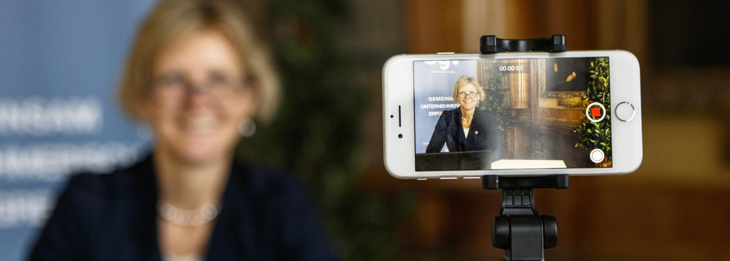 """ÖGV Nachrichten: Ankündigung für das virtuelle Panel """"Wie gestalten wir unsere nachhaltige Zukunft?"""""""