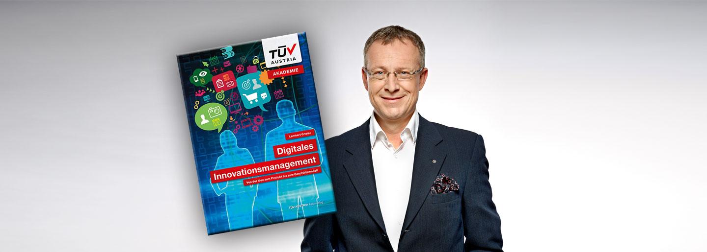 ÖGV Veranstaltungen: Buchpräsentation – Digitales Innovationsmanagement mit  L. Gneisz / Online Event