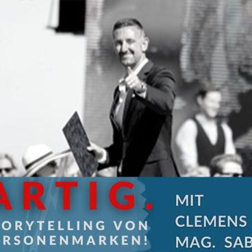 Live Online Seminar / Personenmarken entwickeln