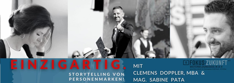 ÖGV Veranstaltungen: Live Online Seminar / Personenmarken entwickeln