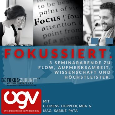 Live Online Seminar / Fokussieren